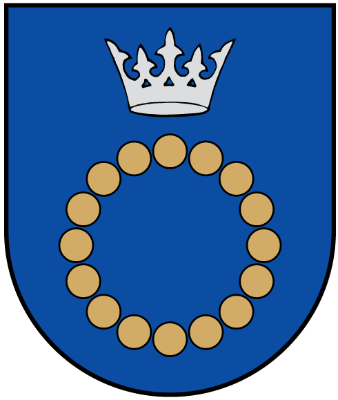 Coat of arms of Palanga Lithuania